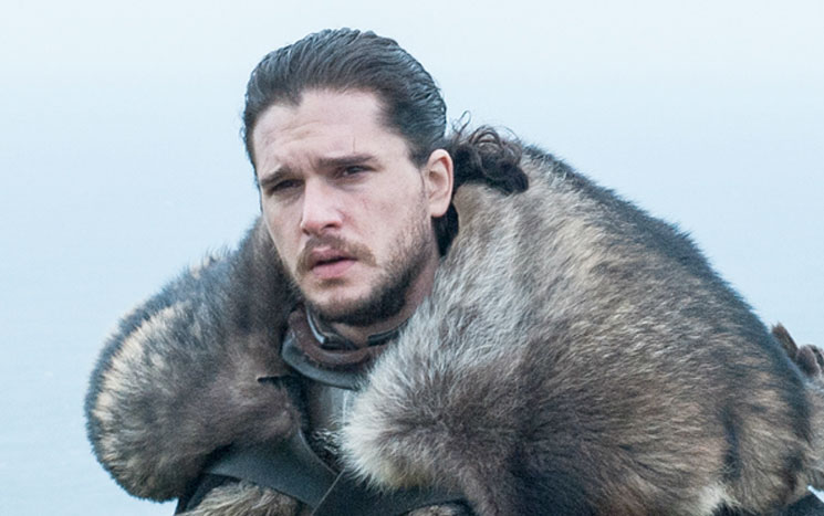 ​Kit Harington Wishes Jon Snow Got to Kill the Night King in 'Game of Thrones'