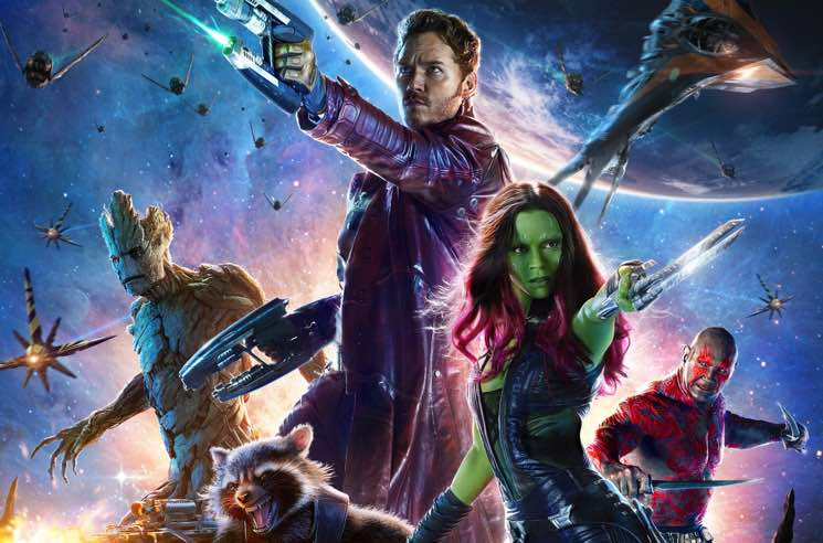 'Guardians of the Galaxy' Stars React to Firing of Director James Gunn