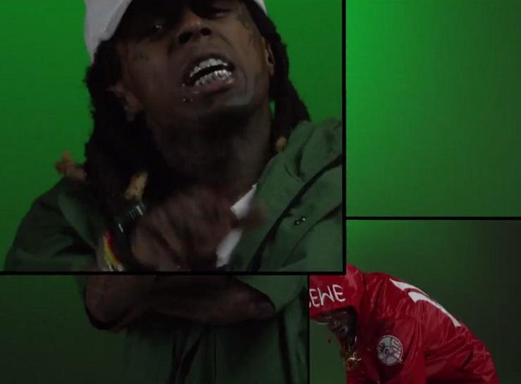 """2 Chainz & Lil Wayne """"Gotta Lotta"""" (video)"""