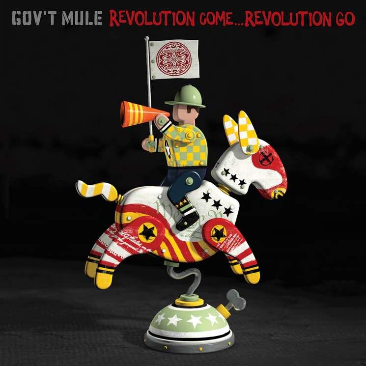 Gov't Mule Revolution Come…Revolution Go