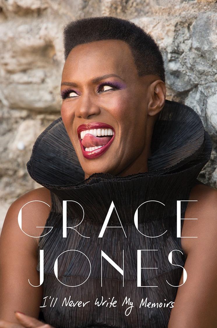 Grace Jones to Release Memoirs