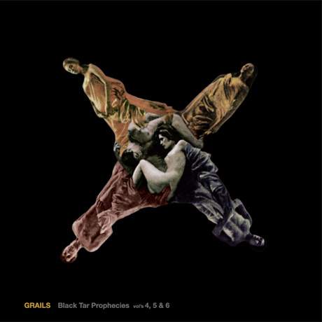 Grails Collect 'Black Tar Prophecies' Releases for New Album