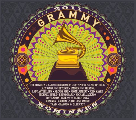Arcade Fire, Jay-Z and Lady Gaga Come Out on Top at 2011 Grammy Awards