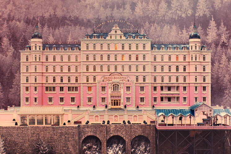 Watch Animated Storyboards from 'The Grand Budapest Hotel' Narrated by Wes Anderson