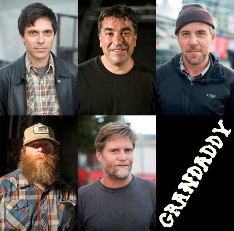 Grandaddy Recording Their First New Album in Almost a Decade