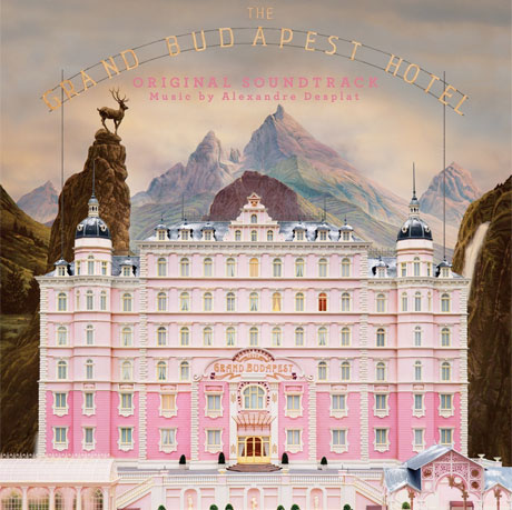 Wes Anderson's 'Grand Budapest Hotel' Soundtrack Revealed