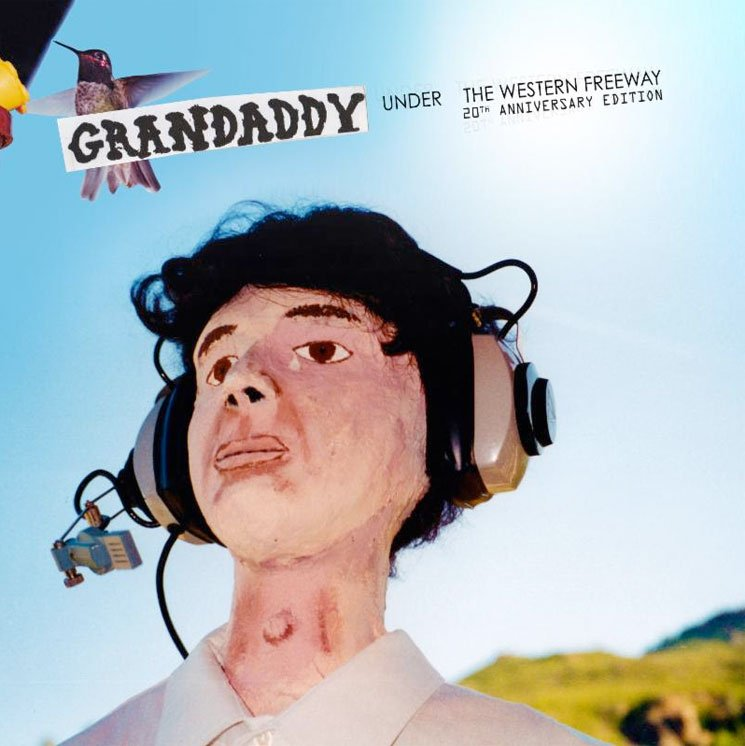 Grandaddy Treat 'Under the Western Freeway' to Expanded 20th Anniversary Vinyl Reissue