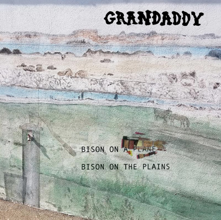 GrandaddyShare New Song 'Bison on the Plains'