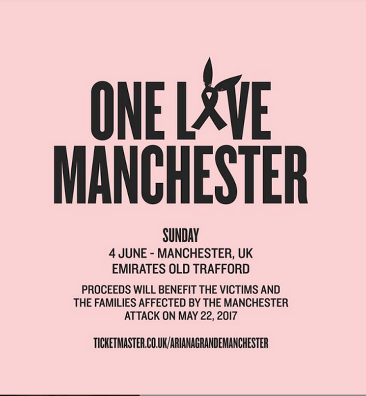 "​Here's How You Can Watch Ariana Grande's ""One Love Manchester"" Concert"