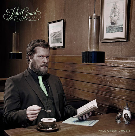 John Grant Exhumes 'Pale Green Ghosts' on New LP