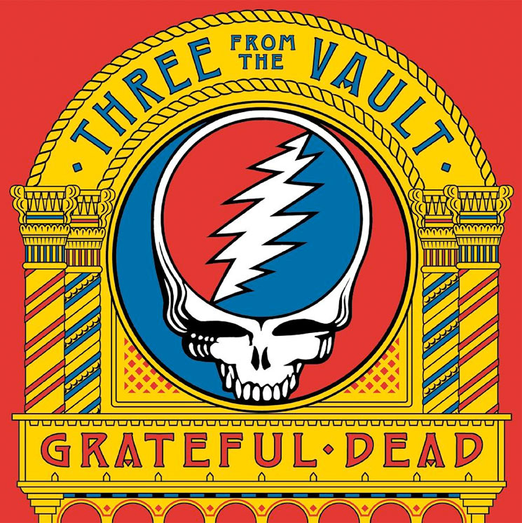 Grateful Dead's 'Three from the Vault' Live Album Gets Vinyl Reissue