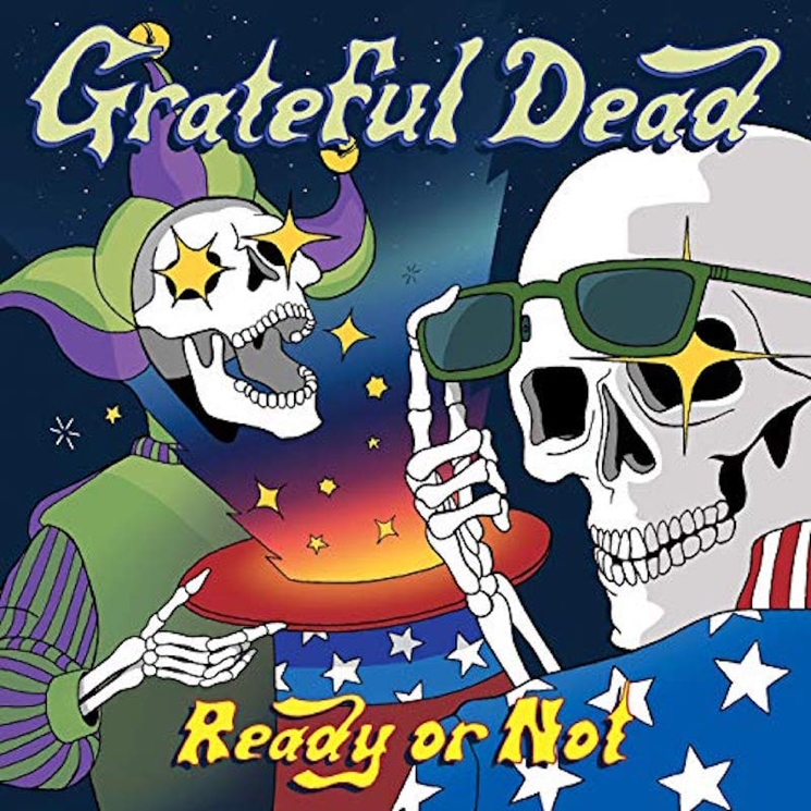 Grateful Dead Unearth Previously Unreleased Material from Abandoned Final Album