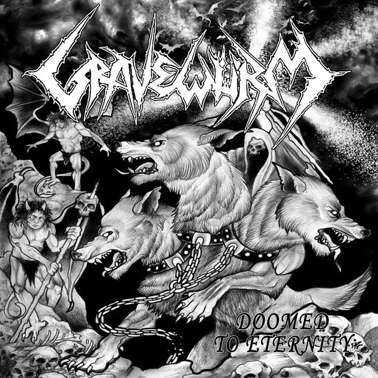 Gravewurm Doomed To Eternity