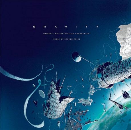 'Gravity' Score to See Vinyl Release via Mondo