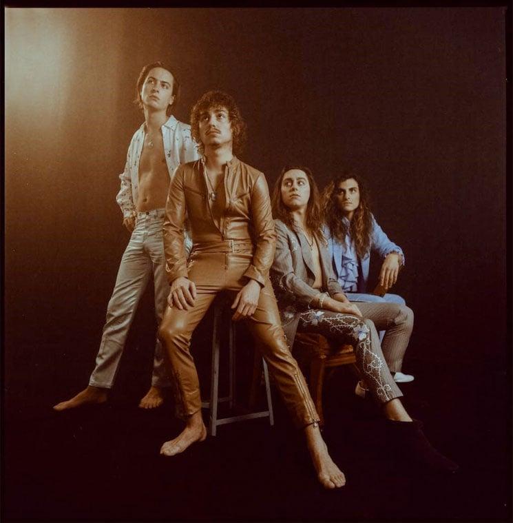 Greta Van Fleet Are Back with Another Fake Led Zeppelin Banger