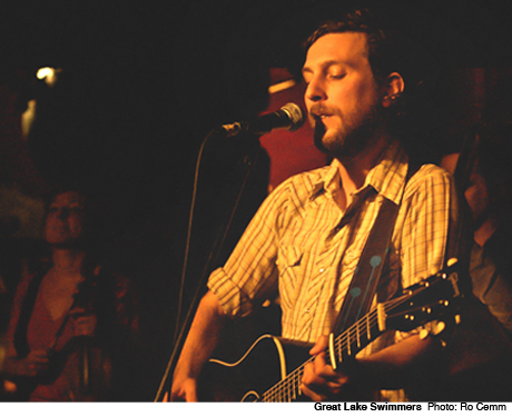 Great Lake Swimmers The Seahorse Tavern, Halifax NS October 23