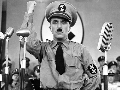 The Great Dictator [Blu-Ray] Charles Chaplin
