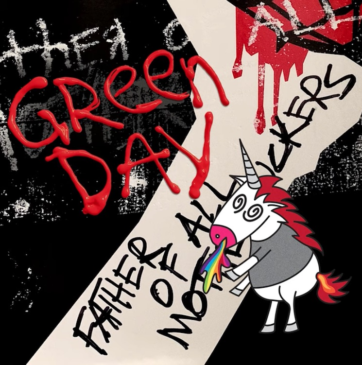 "Green Day's New Album 'Father of All...' Is Inspired by Kendrick Lamar and ""Old-School Motown"""