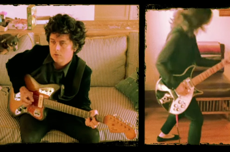 Billie Joe Armstrong Covers the Bangles' 'Manic Monday'