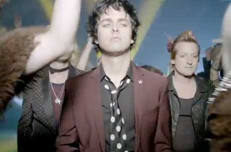 """Green Day """"Kill the DJ"""" (video)"""