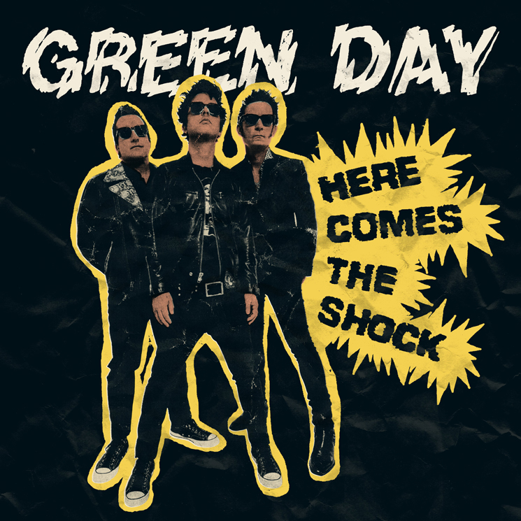 Green Day Tease New Song 'Here Comes the Shock'