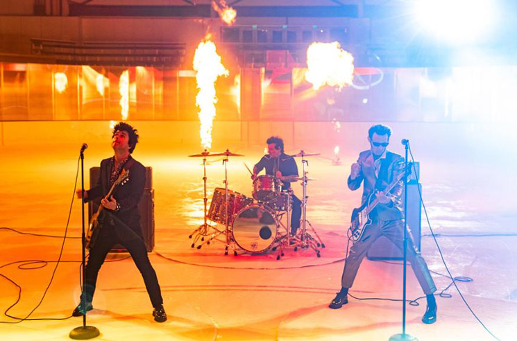 ​Green Day Unveil Pop-Punk Puck Anthem for NHL 'Wednesday Night Hockey'