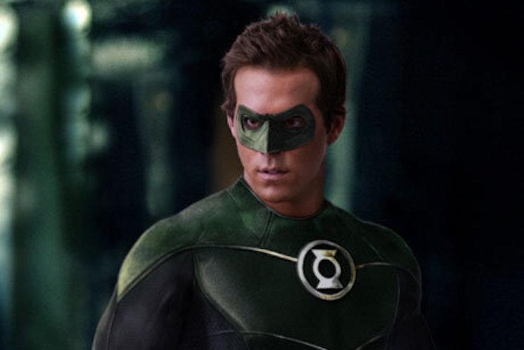 Martin Campbell Regrets Directing 'Green Lantern'