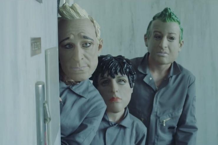 """Green Day """"Bang Bang"""" (video)"""