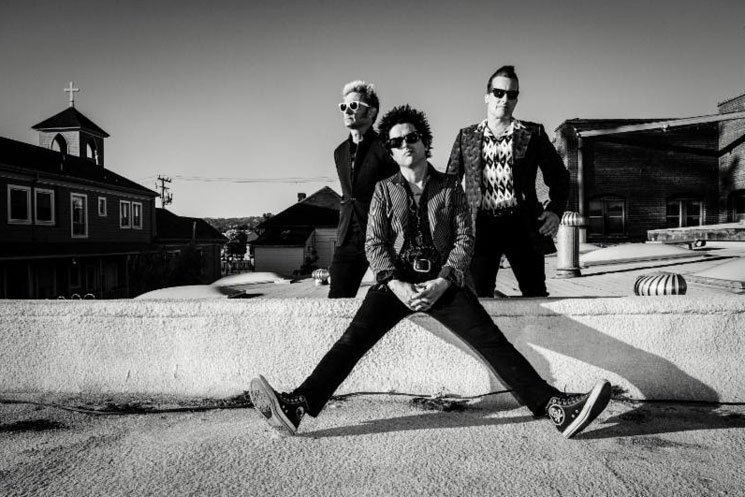 ​Green Day Announce Another Round of 'Revolution Radio' Tour Dates