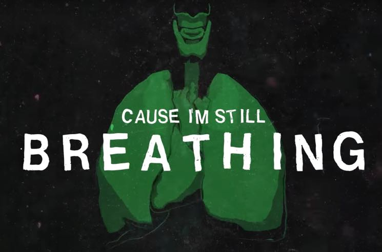 "Green Day ""Still Breathing"" (lyric video)"