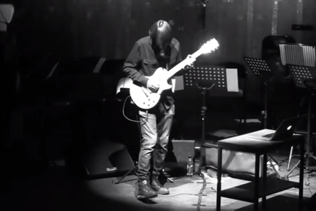Jonny Greenwood 'Boiler Room Session' (ft. London Contemporary Orchestra) (live video)