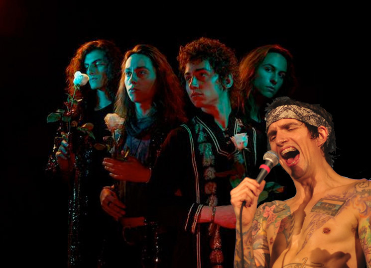 "The Darkness's Justin Hawkins Says Greta Van Fleet Could Be ""Amazing"" If They Had ""Better Songs"""