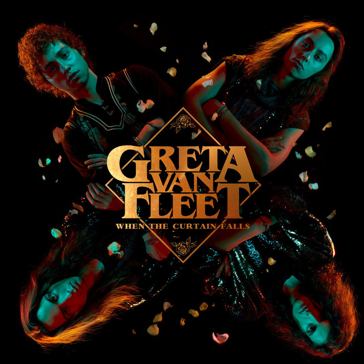 "Hear Greta Van Fleet's New Single ""When the Curtain Falls"""
