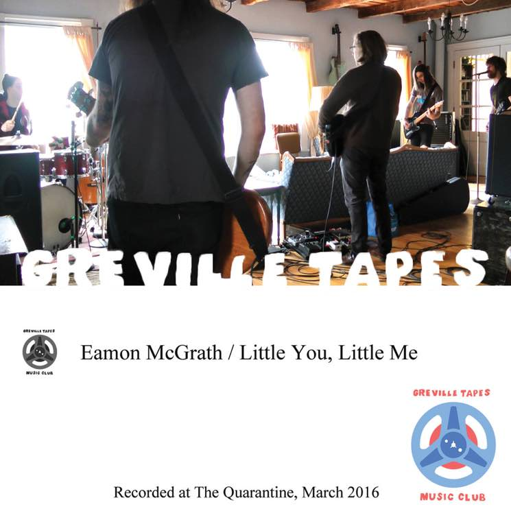 Eamon McGrath & Little You, Little Me 'Greville Tapes, Vol. 3'