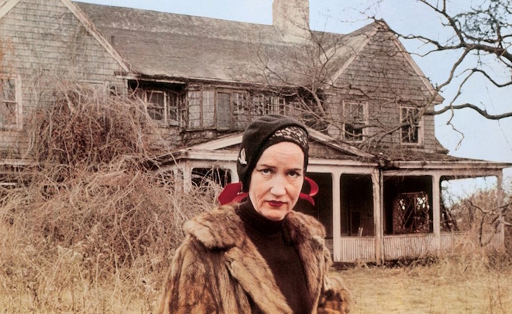 The 'Grey Gardens' House Is Up for Sale