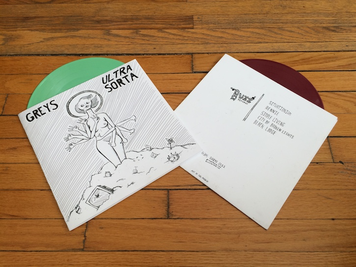 Greys Announce Handmade 'Ultra Sorta' Reissue for Record Store Day