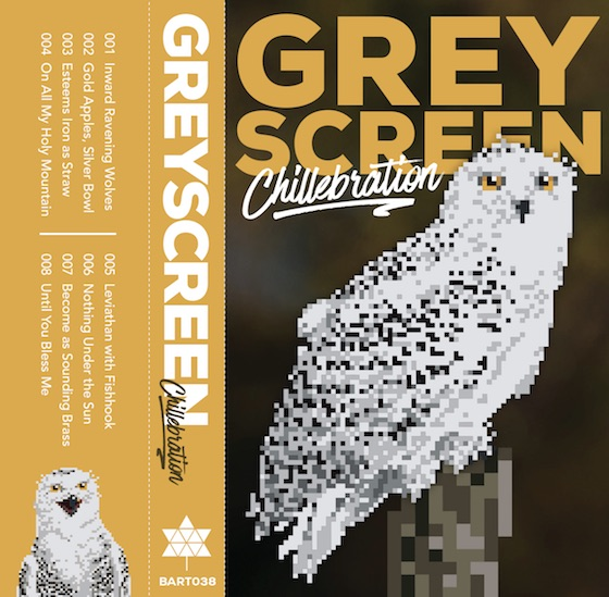 Greyscreen 'Chillebration' (album stream)