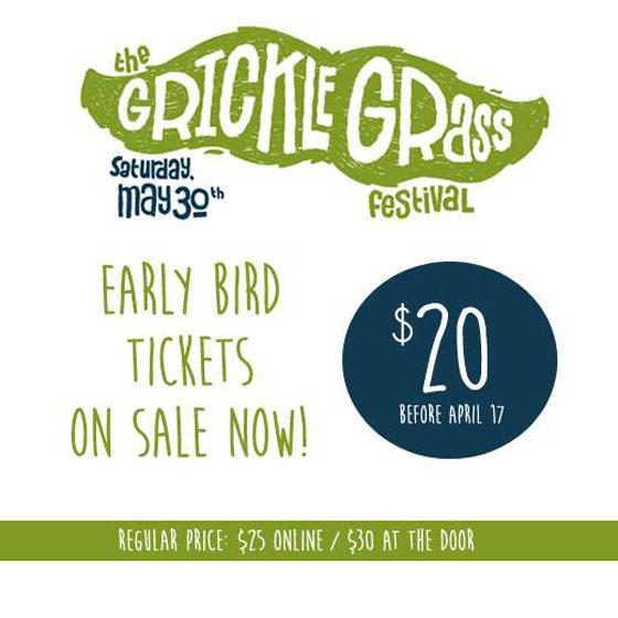 London's Grickle Grass Festival Reveals 2015 Lineup