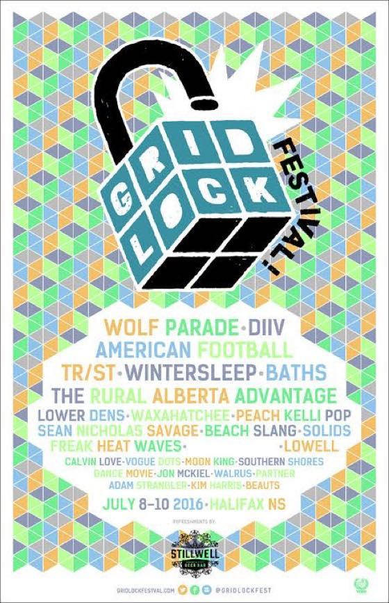 Gridlock Festival Adds Wolf Parade, the Rural Alberta Advantage, Waxahatchee