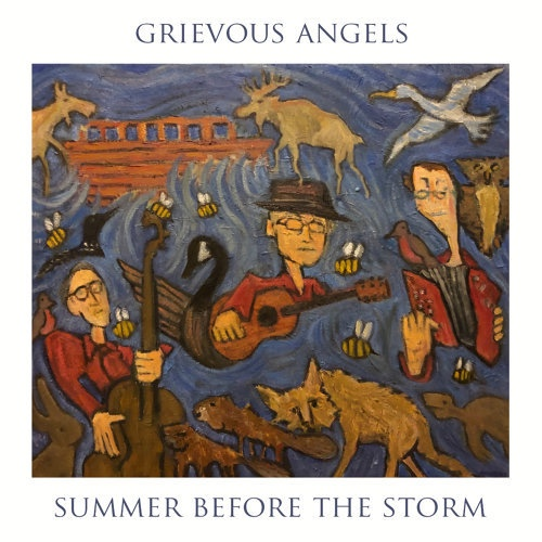 NDP MP Charlie Angus' Songwriting Remains Potent on Grievous Angels' 'Summer Before the Storm'