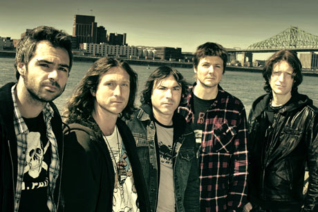 GrimSkunk Announce Western Canada Tour Behind 'Set Fire!'