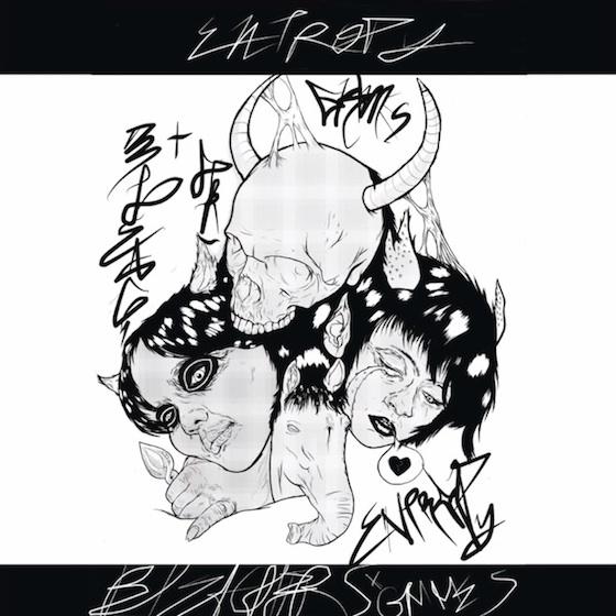 Grimes and Bleachers 'Entropy'