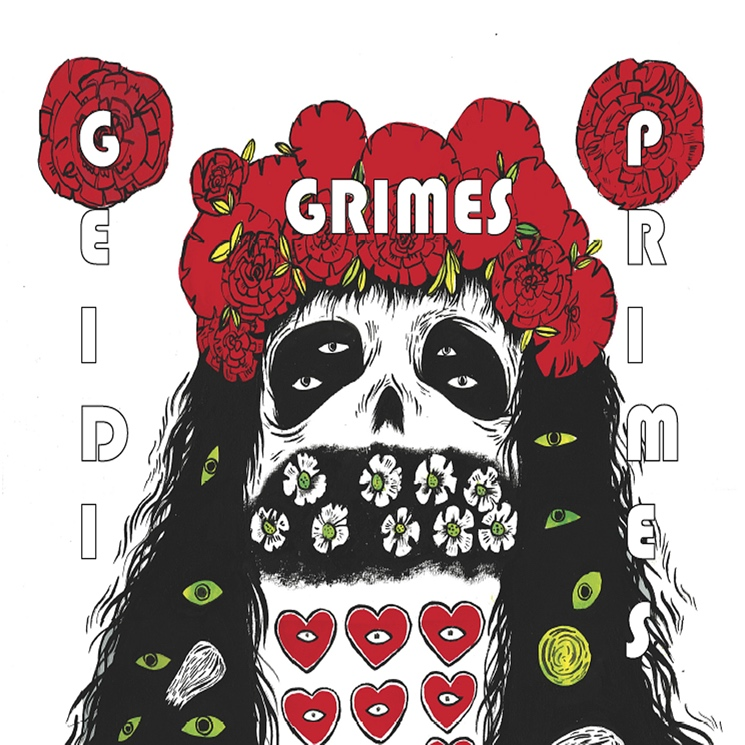 Grimes Treats 'Geidi Primes' to Vinyl Reissue