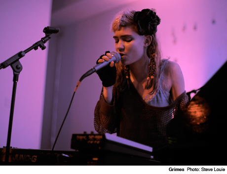 Grimes, the Darcys, Youth Lagoon and the Famines Lead This Week's Can't Miss Concerts