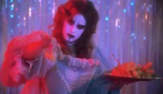 """Corpse Paint, Cowboys and Ribbons: Grimes Teases """"California"""" Video"""