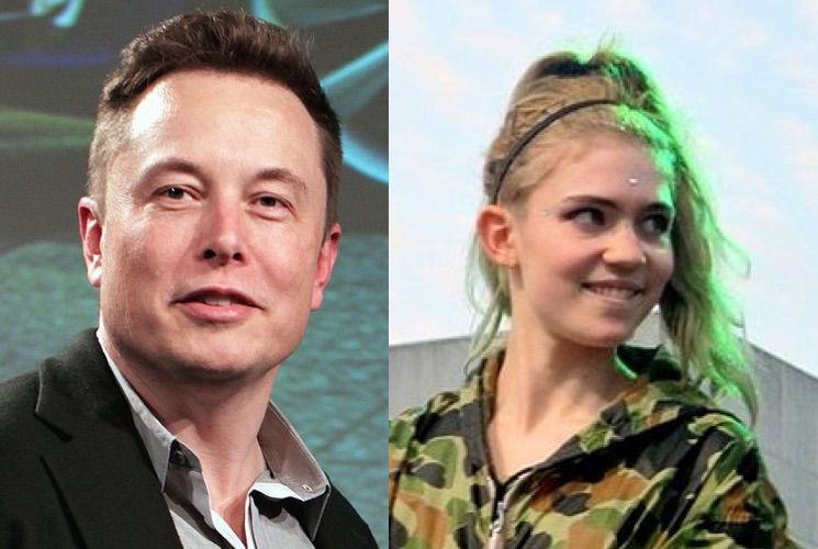 Grimes and Elon Musk Have Different Pronunciations for Their Baby's Name