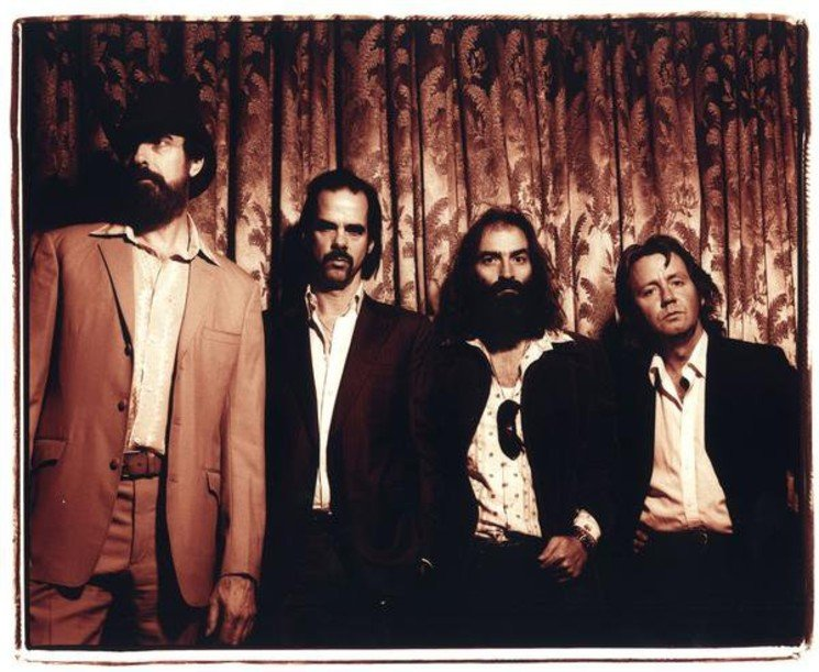 Nick Cave Hints at 'Grinderman 3' Album