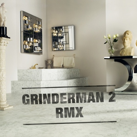Grinderman Rope in Robert Fripp, Nick Zinner, the National's Matt Berninger For Remix Album