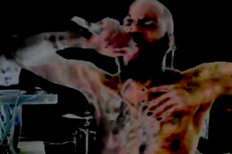 "Death Grips ""The Fever (Aye Aye)"" (video)"