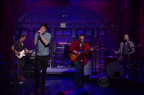 "Grizzly Bear ""Yet Again"" (live on 'Letterman')"